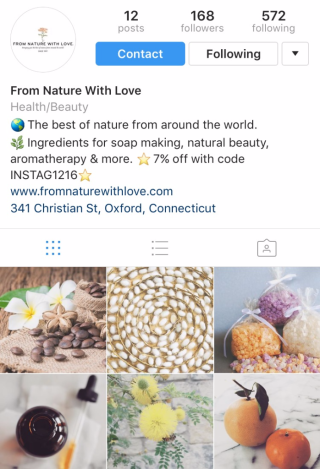 @from.nature.with.love on Instagram