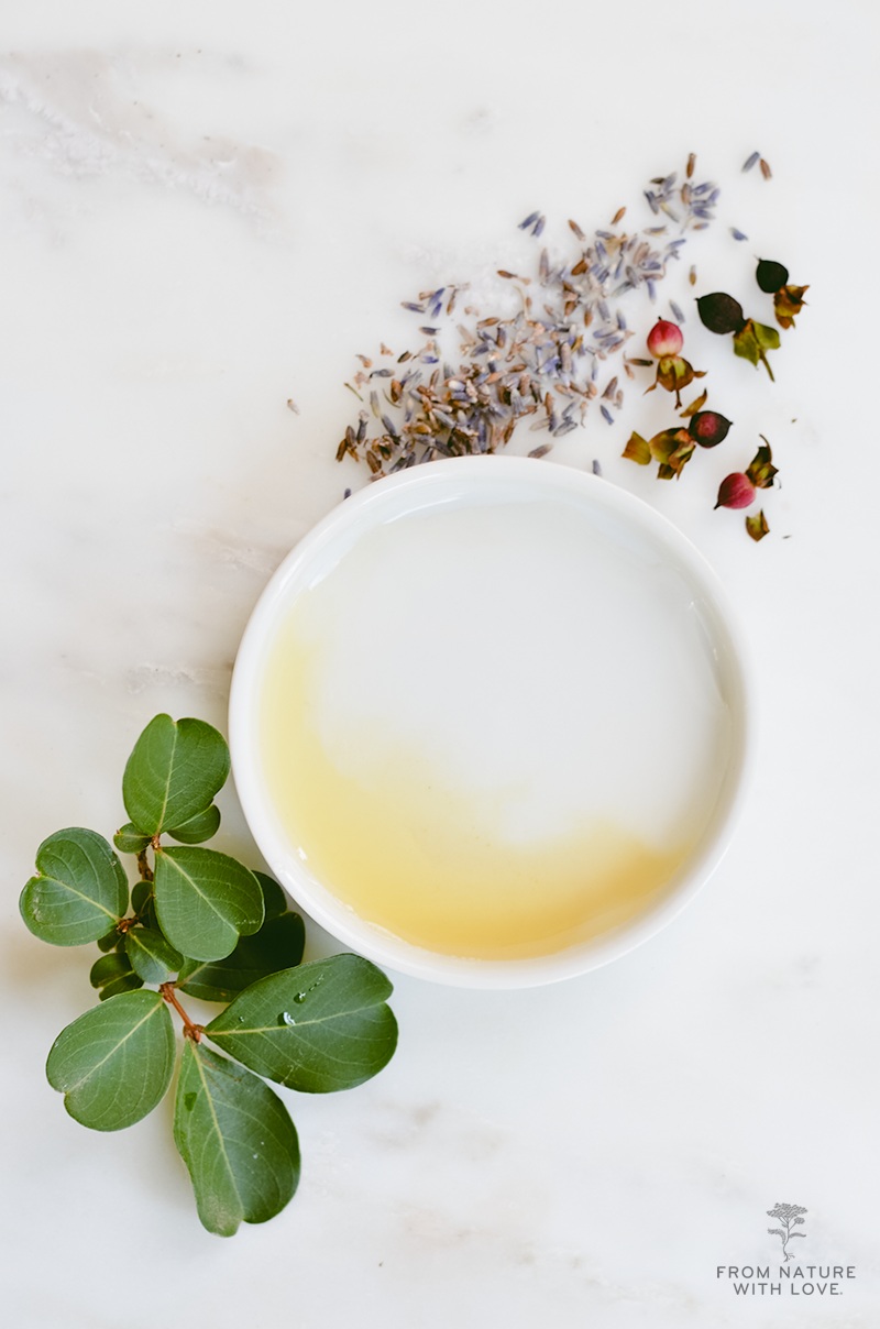All-Natural Neem and Lavender Oil Mask Recipe